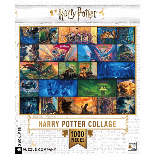 Puzzle (1000pc) Harry Potter : Collage