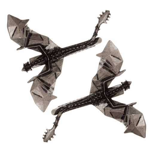 Harry Potter Hair Clip : Dragon