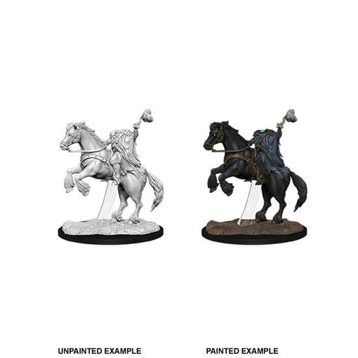 Mini - D&D Pathfinder Deep Cuts : Headless Horseman
