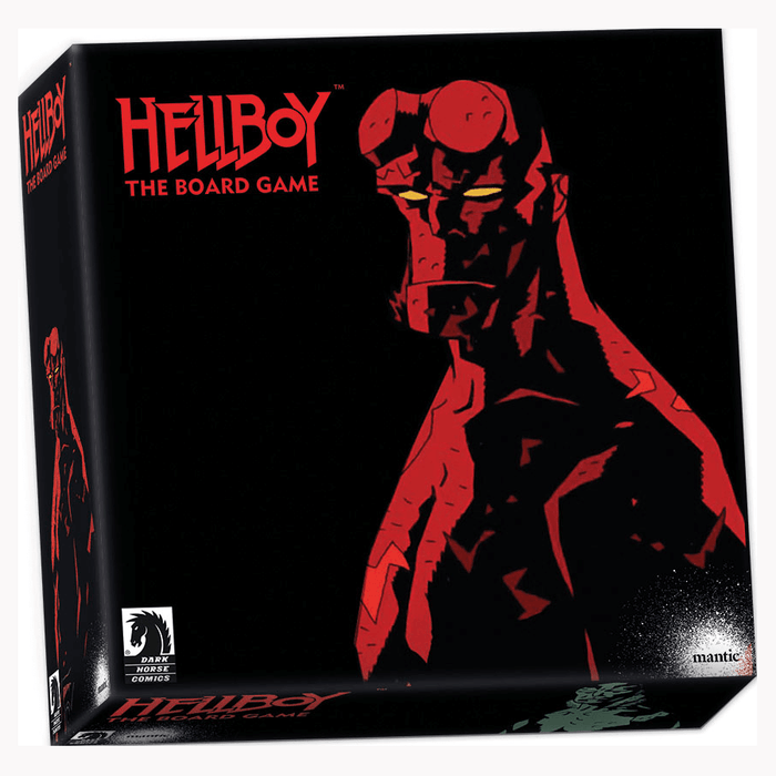 Hellboy The Board Game