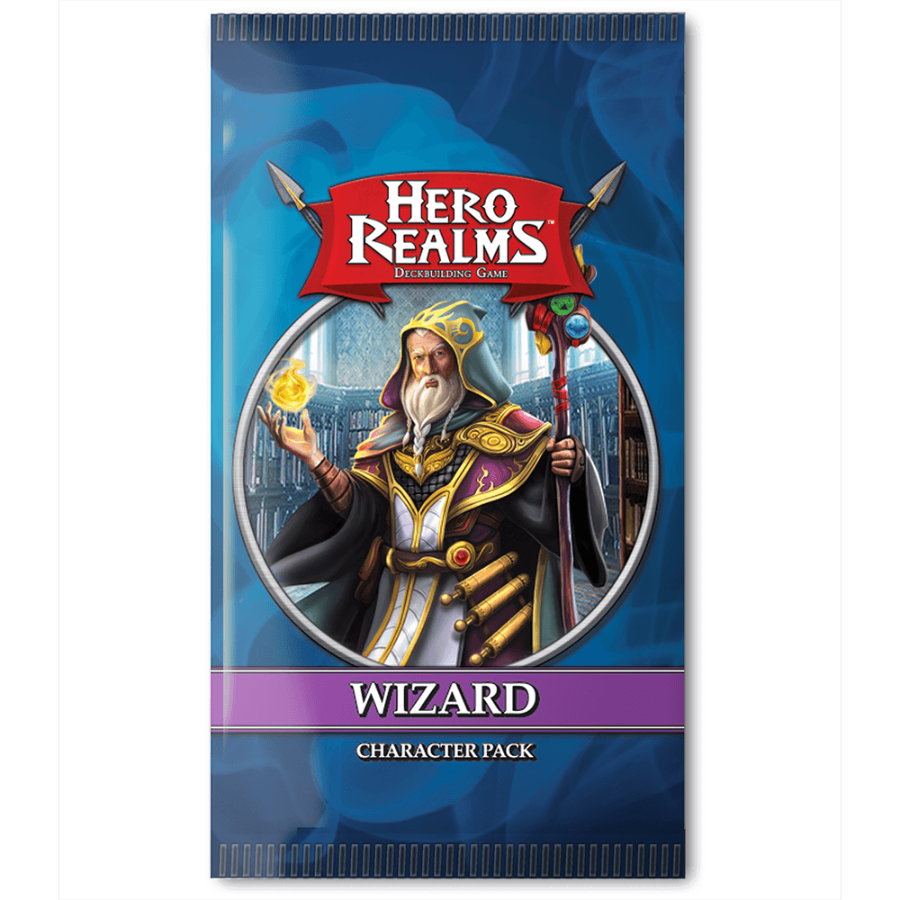 Hero Realms Booster : Wizard