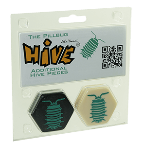 Hive Expansion : Pillbug