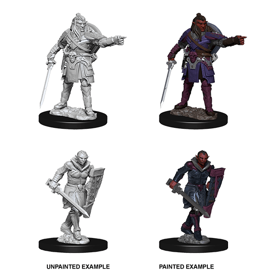 Mini - D&D Nolzur's Marvelous : Hobgoblins