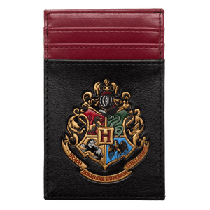 Harry Potter Wallet Card Holder : Hogwarts Crest