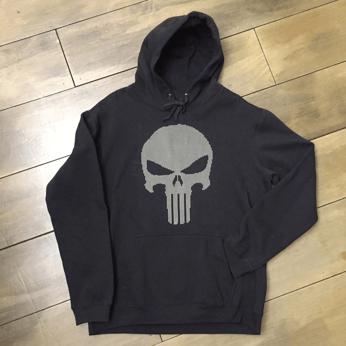 Marvel Hoodie Sweatshirt  : Punisher - XL