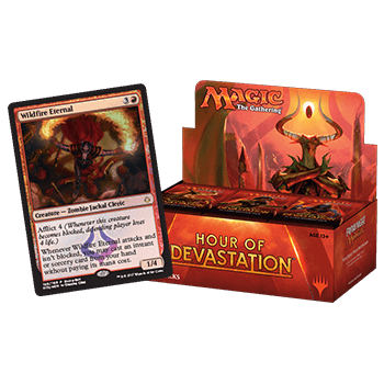 MTG Booster Box (36ct) Hour of Devastation (HOU)