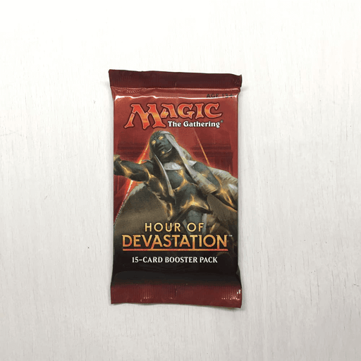 MTG Booster Pack Draft : Hour of Devastation (HOU)