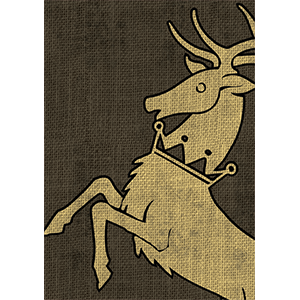Sleeves Game of Thrones (50ct) House Baratheon