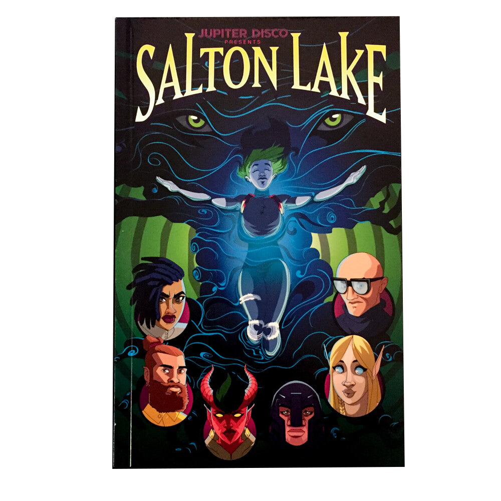 Twenty Sided Adventures : Salton Lake