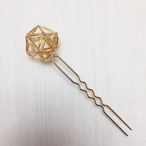 Hairpin d20 : Gold