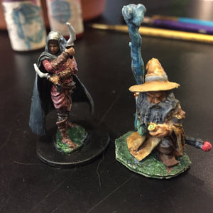 D&D Social | Mini Painting SAT 2/3/18 @ 5pm
