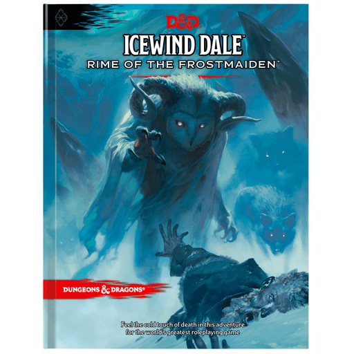 D&D (5e) Icewind Dale Rime of the Frostmaiden