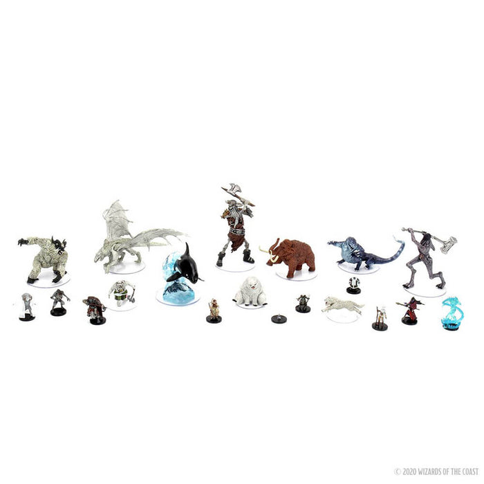 Mini - D&D Icons of the Realms Booster : Icewind Dale Rime of the Frostmaiden