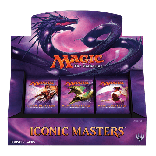MTG Booster Box (24ct) Iconic Masters (IMA)