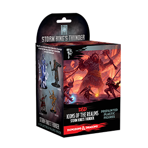 Mini - D&D Icons of the Realms Booster : Storm King's Thunder