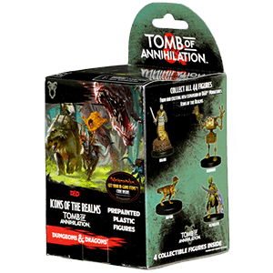 Mini - D&D Icons of the Realms Booster : Tomb of Annihilation
