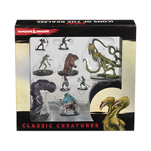 Mini - D&D Icons of the Realms : Classic Creatures