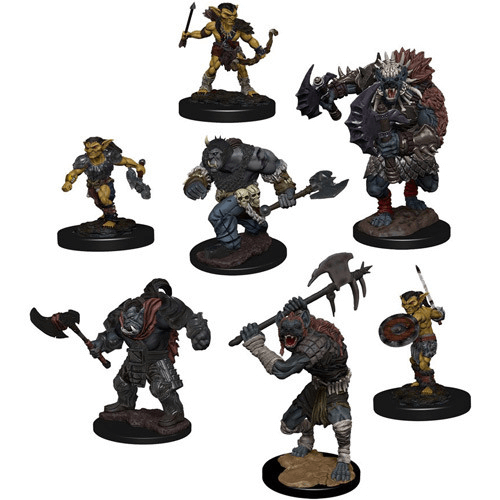 Mini - D&D Icons of the Realms Monster Pack : Village Raiders