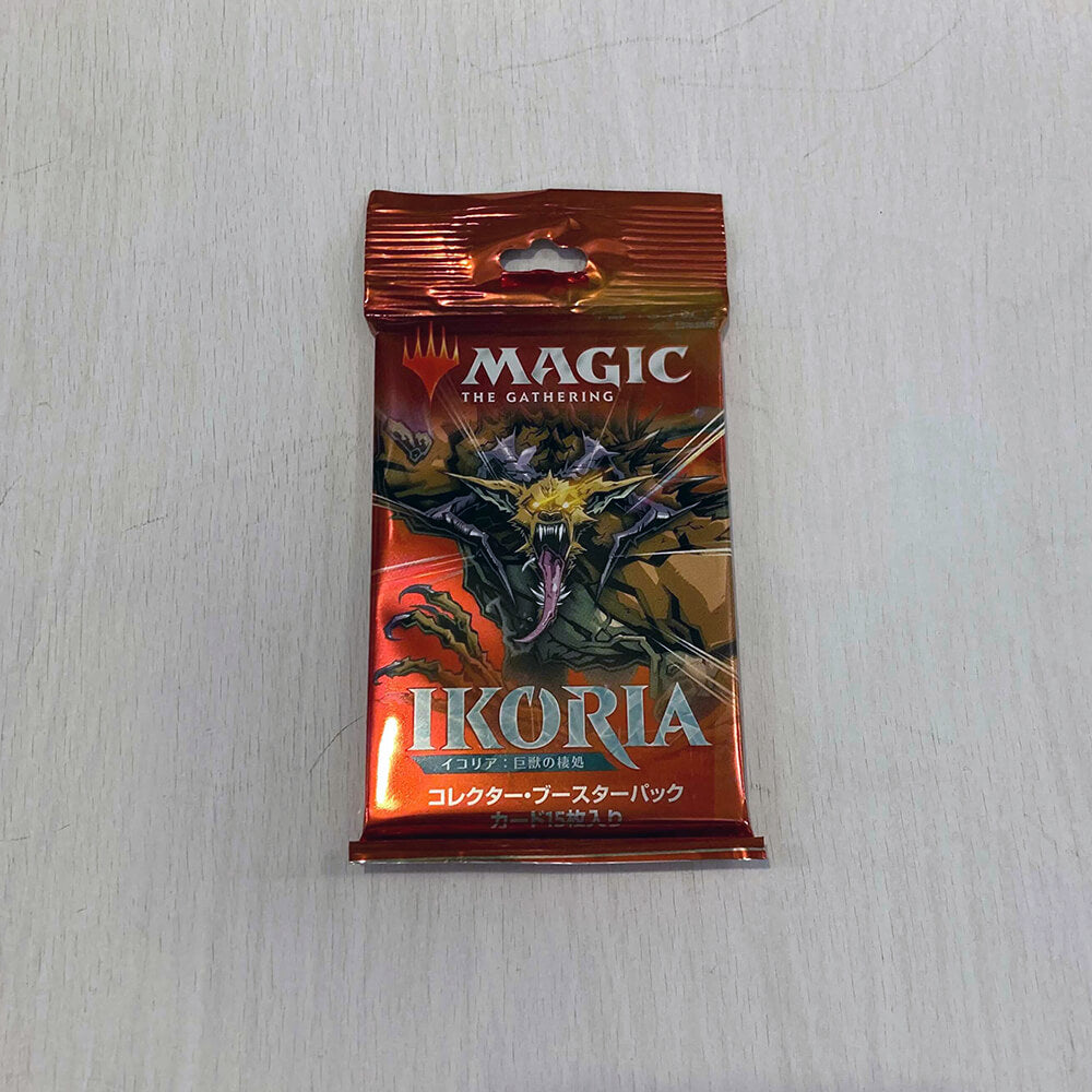 MTG Booster Pack Collector : Ikoria Lair of Behemoths (IKO) Japanese Art