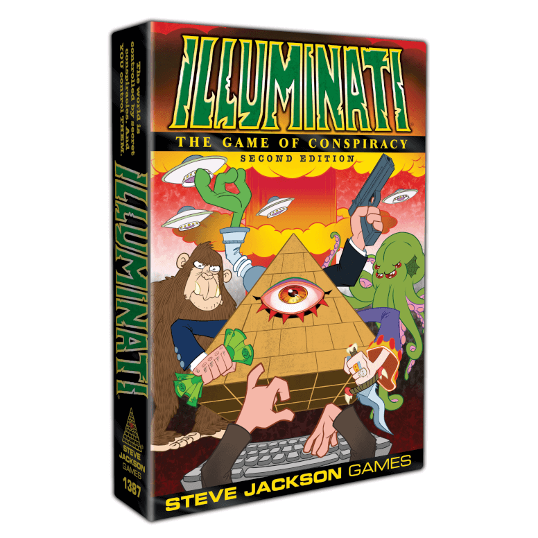 Illuminati (2nd Ed)