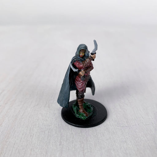 Pro Painted Miniature by Lauren Bilanko | Indra Greythread