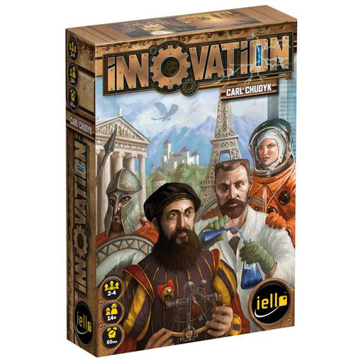 Innovation + Echoes Expansion (2nd ed) Bundle