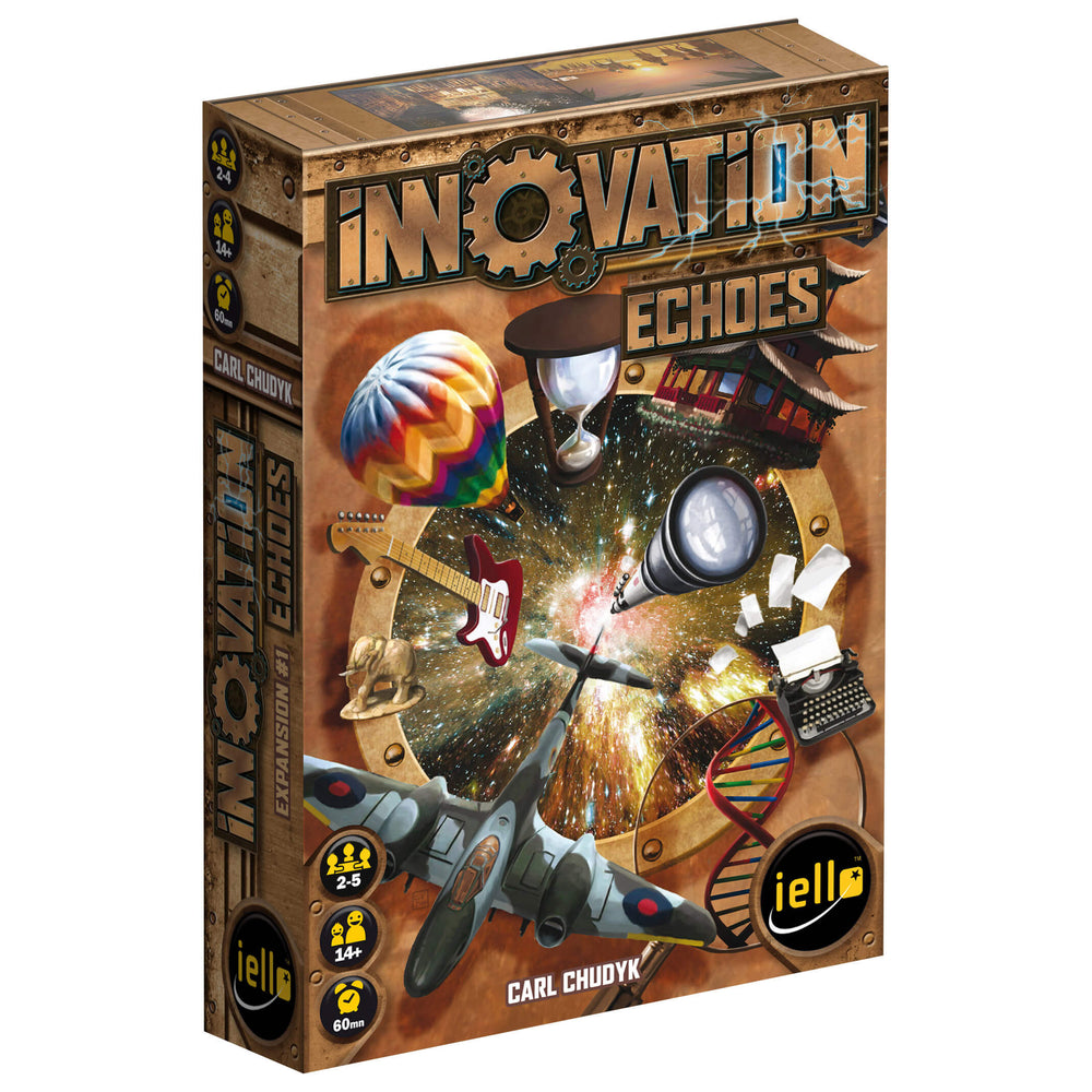 Innovation (2nd ed) Expansion : Echoes