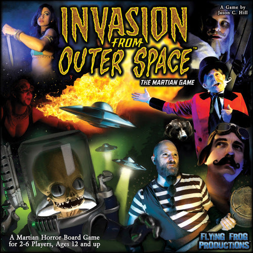 Invasion from Outer Space