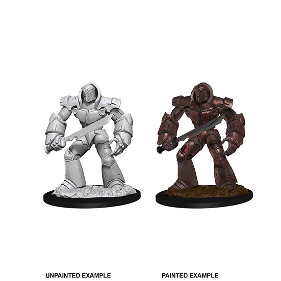 Mini - D&D Nolzur's Marvelous : Iron Golem