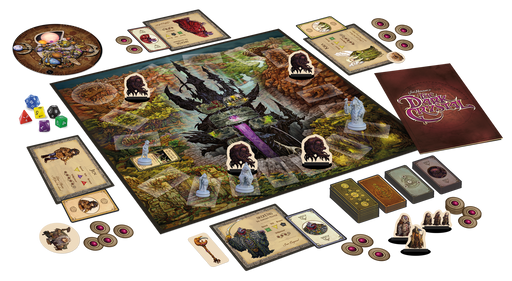 Jim Henson's Dark Crystal Board Game