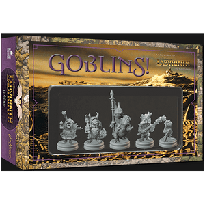 Jim Henson's Labyrinth Expansion : Goblins