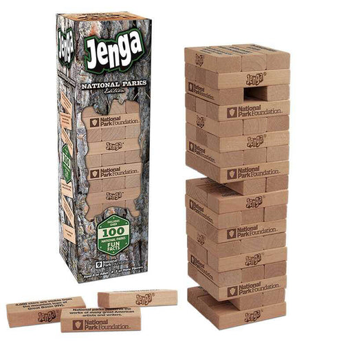 Jenga : National Parks Edition