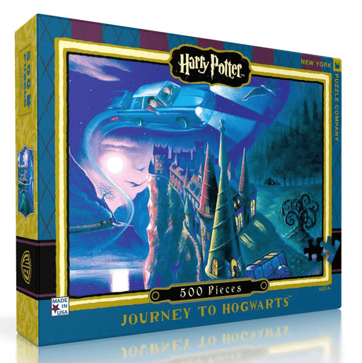 Puzzle (500pc) Harry Potter : Journey to Hogwarts