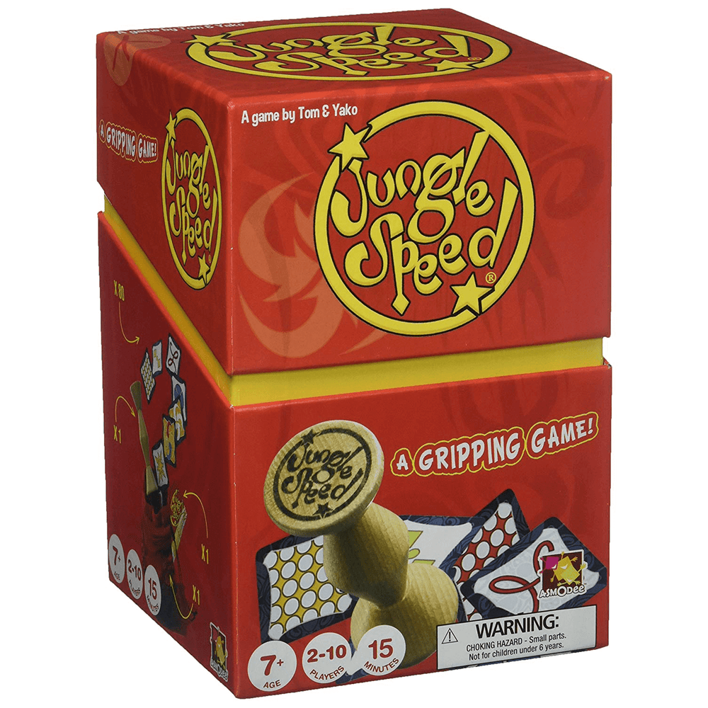 Jungle Speed (2017)