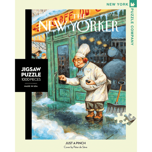 Puzzle (1000pc) New Yorker : Just a Pinch