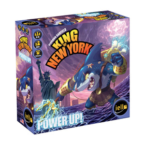 King of New York Expansion : Power Up!