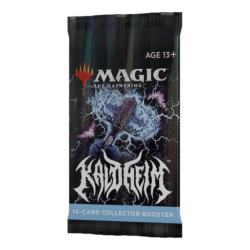 MTG Booster Pack Collector : Kaldheim (KHM)