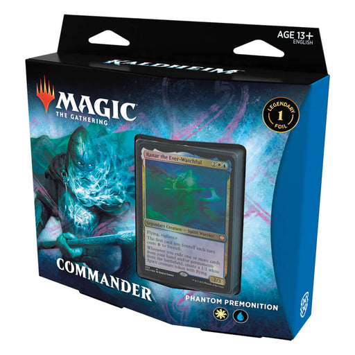 MTG Commander Kaldheim : Phantom Premonition