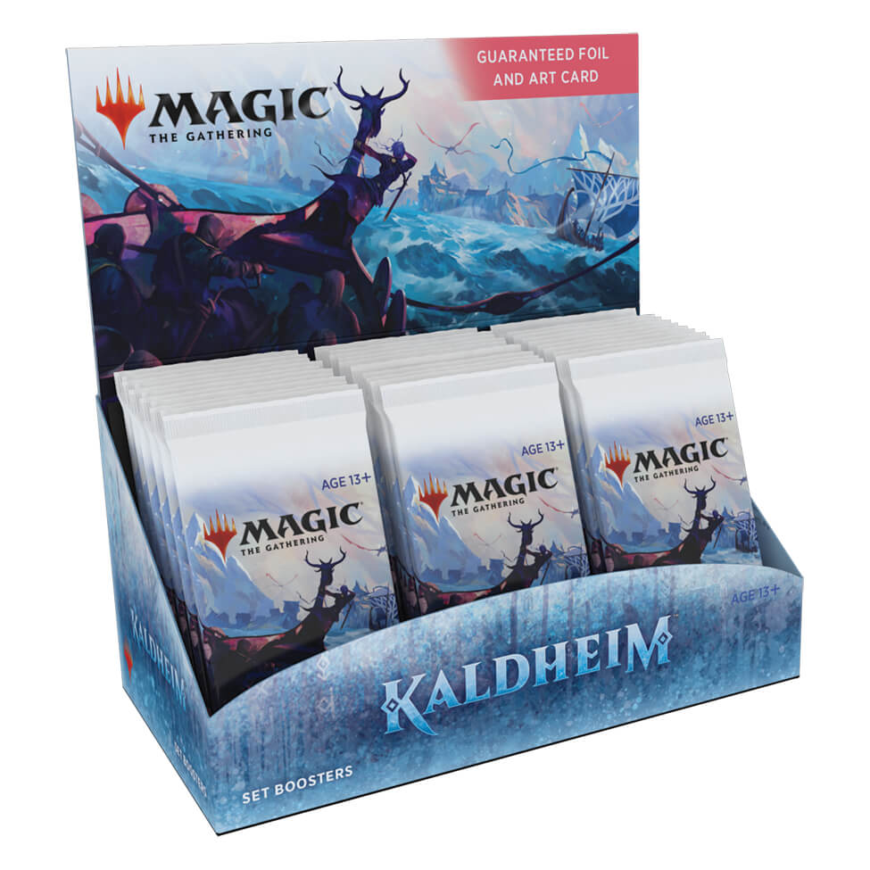 MTG Booster Box Set (30ct) Kaldheim (KHM)