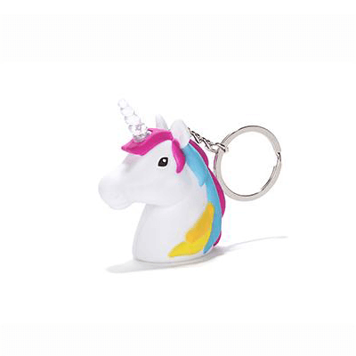 Keychain Unicorn LED