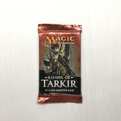 MTG Booster Pack Draft : Khans of Tarkir (KTK)