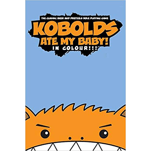 Kobolds Ate My Baby! In Color (2nd ed)