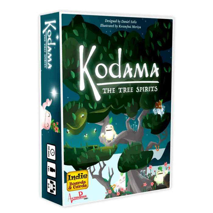 Kodama the Tree Spirits