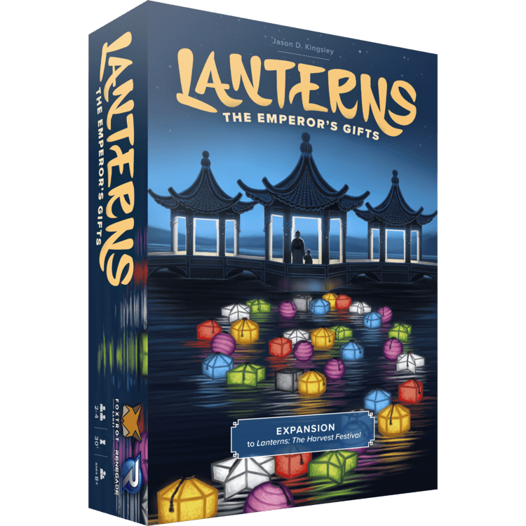 Lanterns Harvest Festival Expansion : The Emperor's Gift