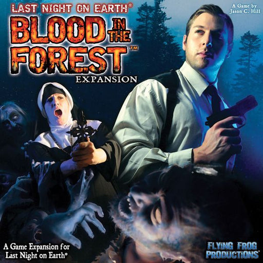 Last Night on Earth Expansion : Blood in the Forest