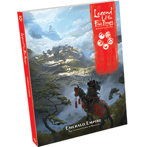 Legend of the Five Rings RPG : Emerald Empire
