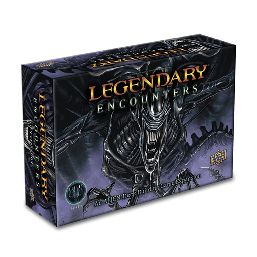 Legendary Encounters Alien Expansion : Aliens