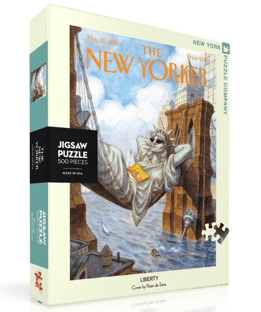 Puzzle (750pc) New Yorker : Liberty