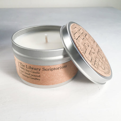 Cantrip Candles (6oz) The Library Scriptorium