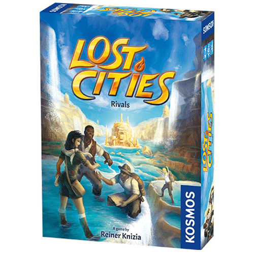 Lost Cities : Rivals